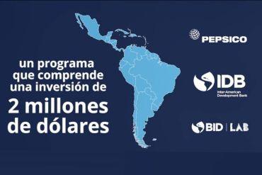 PepsiCo, Fundación PepsiCo, el Banco Interamericano de Desarrollo y BID Lab extienden su alianza hasta 2026 para impulsar el crecimiento social y económico en Latinoamérica y el Caribe