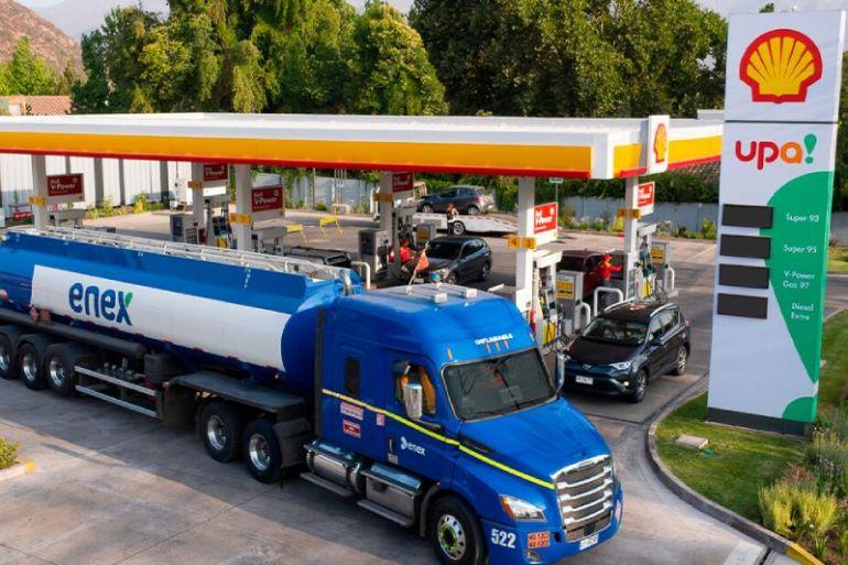 La primera compañía de distribución de combustible se suma a la Asociación Chilena de Hidrógeno