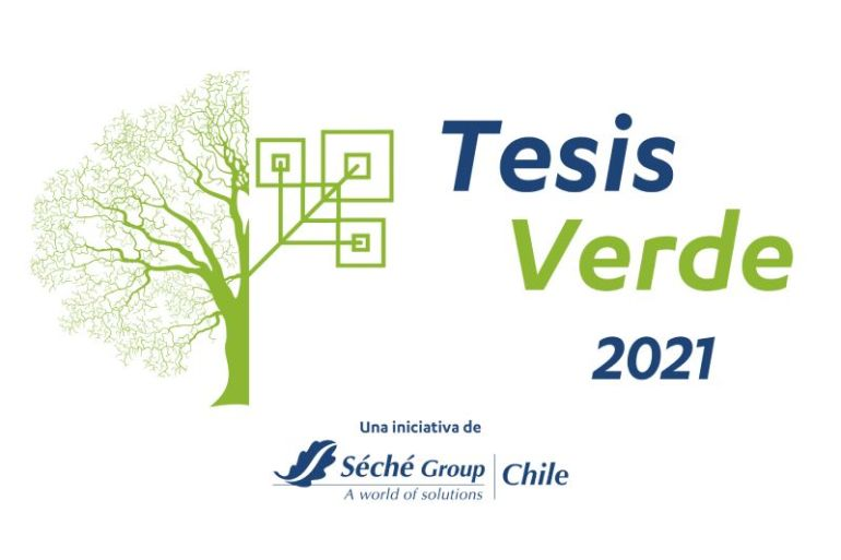 """Séché Group Chile lanza la segunda versión de la """"Tesis Verde 2021"""""""