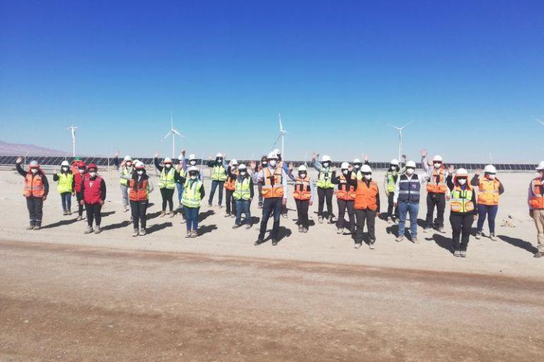"""Enel se une a la campaña """"Equal by 30"""", confirmando su compromiso por lograr igualdad salarial, igualdad en liderazgo y oportunidades para las mujeres en el sector de las energías limpias para 2030"""