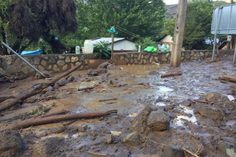 Red movidosxchile.cl se activa para ir en ayuda de afectados por aluvión en San José de Maipo