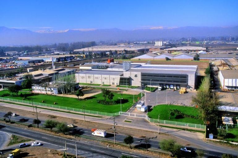 Laboratorio Chile|Teva recibe reconocimiento por reducir su huella de carbono