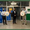 Esval es la primera sanitaria con certificación Sello Covid-19 de la ACHS en sus oficinas comerciales