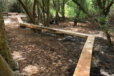 Inauguran nuevo sendero en Parque Humedal Río Maipo para conectar a las comunidades con la naturaleza