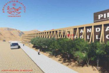 UTEM participa en diseño de planta de reciclaje en Andacollo
