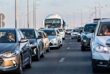 Chile sería país con mayor preocupación por efectos negativos de congestión vehicular según datos de Índice Kapsch TrafficCom 2020