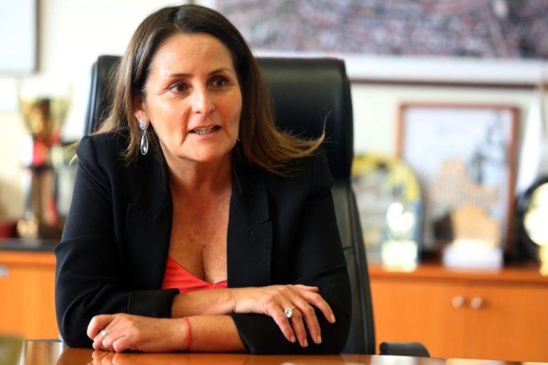 María de los Ángeles de la Paz asume como directora de Empresa Portuaria Valparaíso