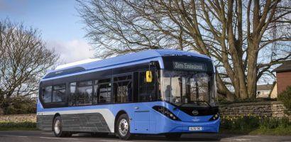 Glasgow se prepara para la COP26 con una orden de 22 buses eléctricos BYD ADL Enviro200EV
