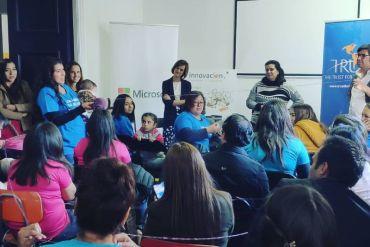 Feria emprendedoras: Corfo junto a ONG Innovacien lanzan nueva versión de plataforma digital para apoyar a emprendedoras