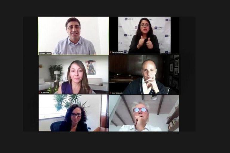 Importantes líderes empresariales realizan conversatorio sobre la equidad de género