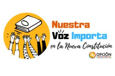 Lanzan innovadora plataforma para llevar la voz de los niños, niñas y adolescentes a la nueva Constitución