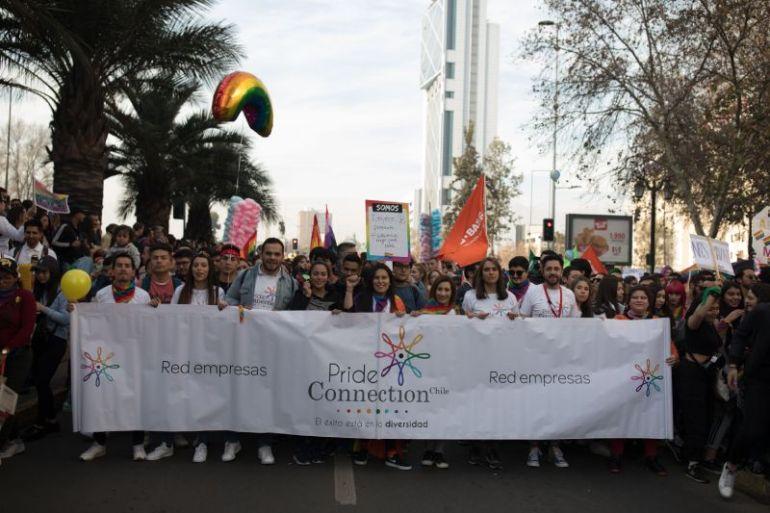Radiografía de Pride Connection 2021: Crece el número de compañías con políticas de Diversidad e Inclusión LGBT+ en Chile