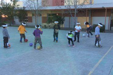 La importancia del deporte para el desarrollo de los niños con discapacidad visual