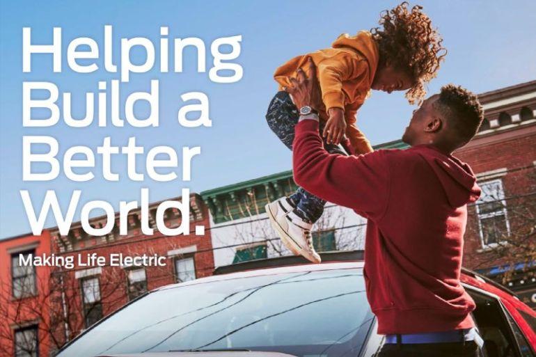 Reporte Anual de Sustentabilidad de Ford: Nuevas metas de neutralidad de emisiones de carbono
