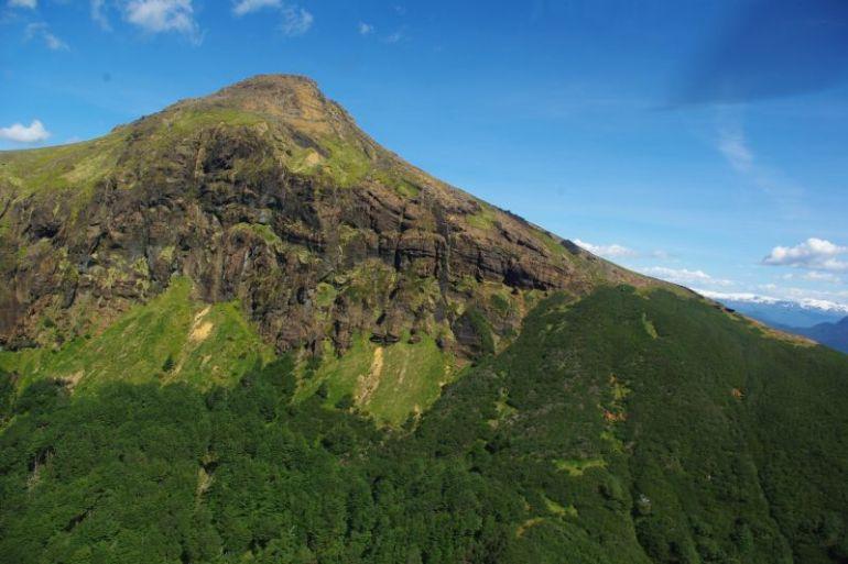 Geólogos de la Universidad de Chile descubren volcán activo en la Patagonia Chilena