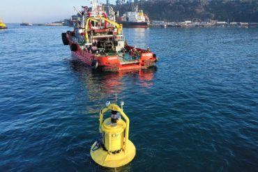 Enel Green Power Chile instala en Chile primer convertidor a escala completa de energía de olas