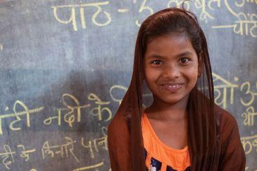 Calculando el impacto del cambio climático en la educación de las niñas del mundo