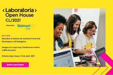 Open House: De la mano de Laboratoria, Walmart Chile busca perfeccionar la experiencia omnicanal de sus clientes