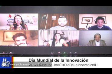 Con la presentación de historias inspiradoras, la UdeC celebró el Día de la Innovación 2021