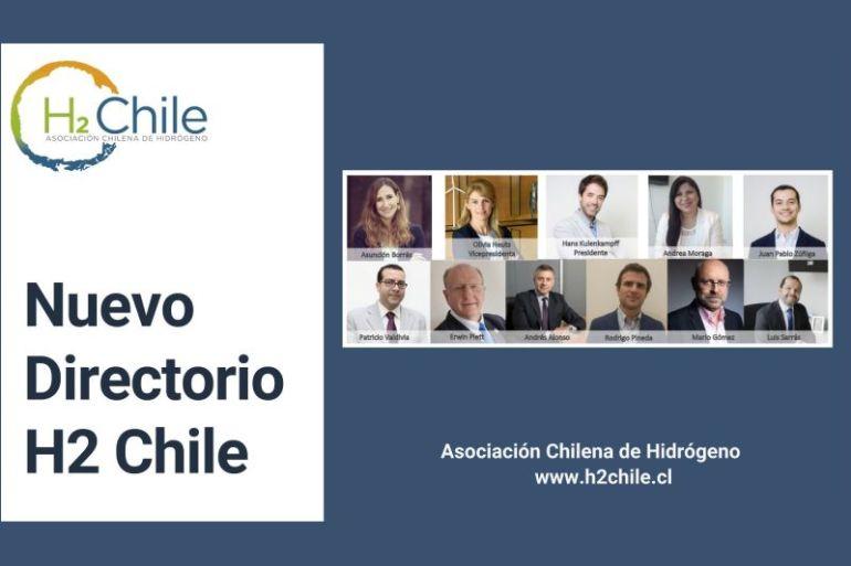 H2 Chile presenta nuevo Directorio 2021-2022 que asume el compromiso para acelerar la transición energética