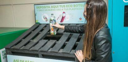 """Puntos de acopio para reciclar plásticos """"problemáticos"""" llegan por primera vez a los centros comerciales"""