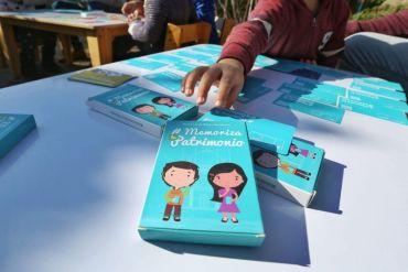 Presentan juego para que niños aprendan sobre Patrimonio