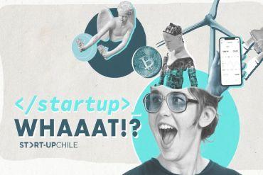 Start-Up Chile lanza inédita serie para dimensionar el impacto de las startups en el país