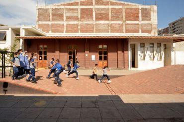 Patio Vivo: Proyecto promueve aulas abiertas en esta vuelta a clases presenciales