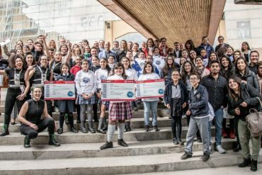 Escuelas de Chile desarrollarán proyectos ambientales de la mano de Veolia