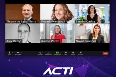ACTI renueva su directorio incorporando un número inédito de mujeres