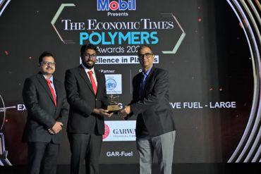 Economic Times Polymers Awards 2021: Garware es reconocida por su trayectoria en sostenibilidad