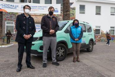 Beat apoya con vacunación a domicilio y viajes con descuento, en alianza con Municipalidades de Puente Alto y La Pintana