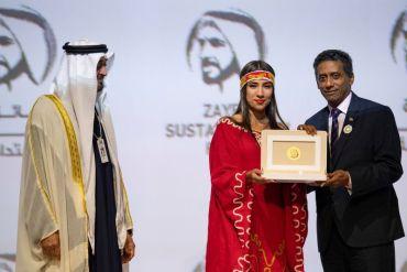 El premio Zayed a la Sostenibilidad 2022 amplía su alcance global con inscripciones récord de 151 países