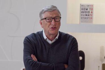 Bill Gates anuncia nueva etapa para acelerar la tecnología necesaria para la transición energética