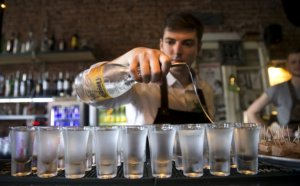 Noticias del mundo Barman que rompió un sensacional récord