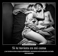 Imagenes de amor en la cama