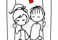 depositphotos_37454871-stock-illustration-valentine-doodle-boy-and-girl