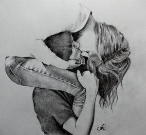 Imagenes de amor dibujos lapiz