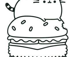 Dibujos Para Colorear Kawaii De Amor On Log Wall