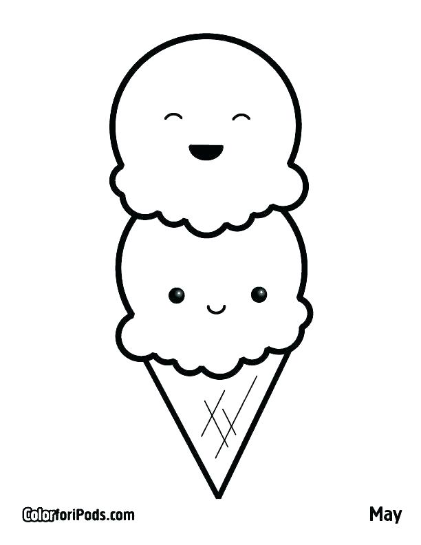 Dibujos Kawaii Para Colorear De Emojis Fotos De Amor