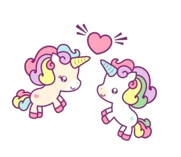 Dibujos Kawaii De Unicornios Para Imprimir Fotos De Amor