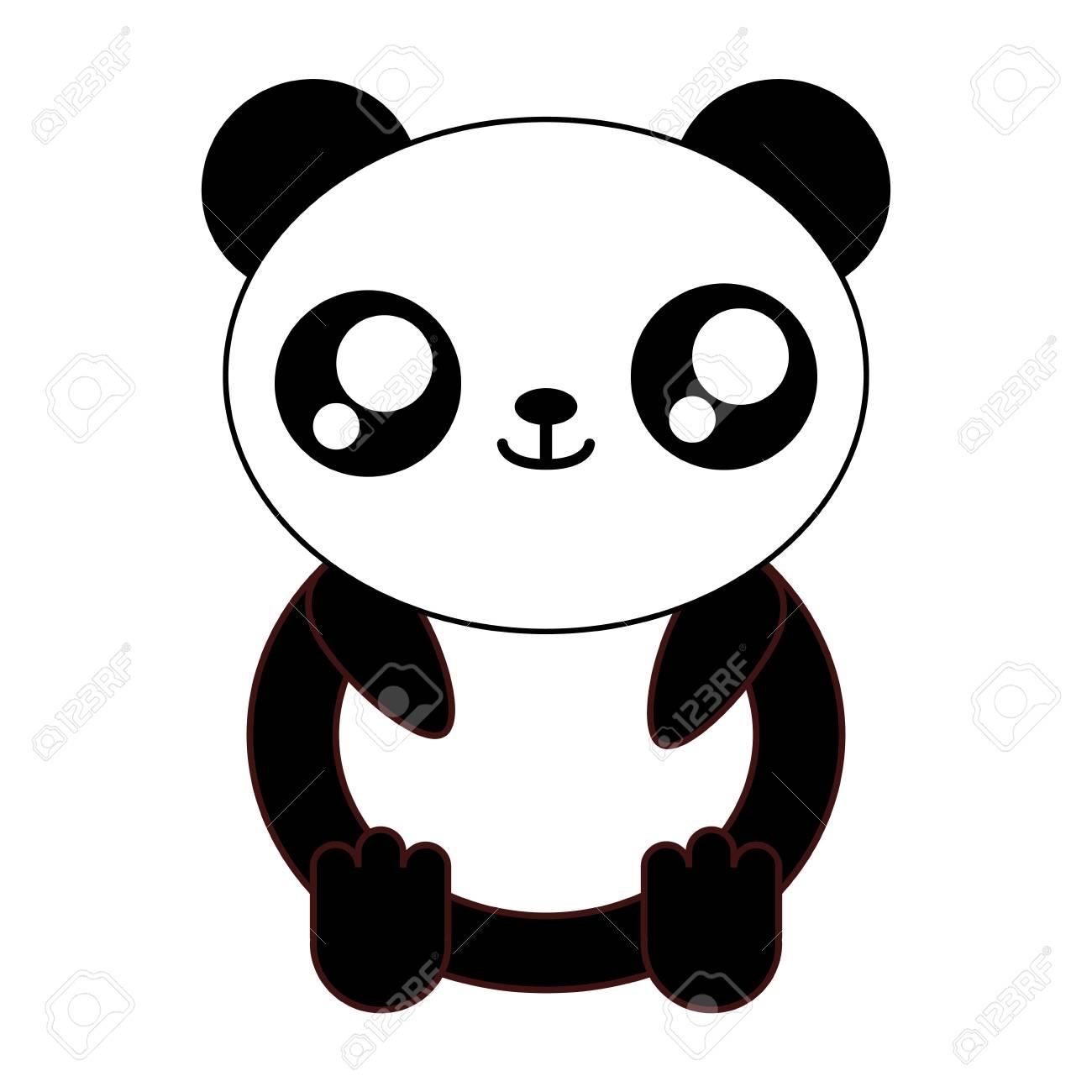 Como Dibujar Panda Kawaii Paso A Paso Fotos De Amor