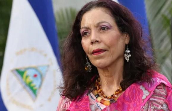"""Vicepresidenta de Nicaragua considera """"amargados"""" a quienes rechazan a Ortega"""