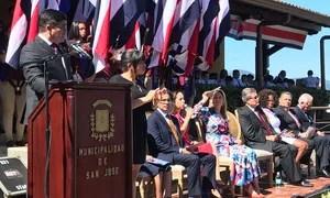 Presidente Carlos Alvarado llama al Movimiento de Unidad Sindical a retomar la ruta costarricense
