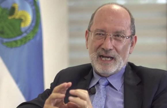 """Rector de la UCR: """"Estamos obligados como nación a encontrar la forma de superar nuestras divergencias"""""""