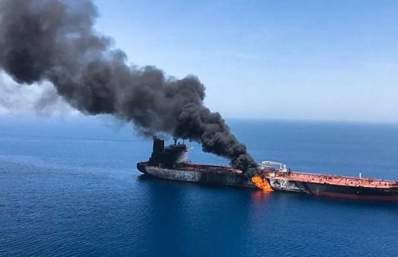 Irán es el culpable: EEUU acusó a Teherán por ataques a buques en el Golfo de Omán