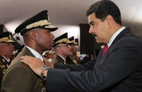 Cristopher Figuera llegó a EEUU para «cantar» los secretos de Maduro