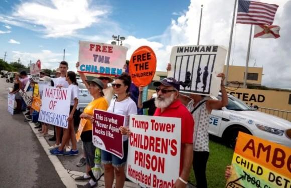 """Amnistía Internacional insta a cerrar centro """"cruel e ilegal"""" de niños migrantes en EE.UU."""