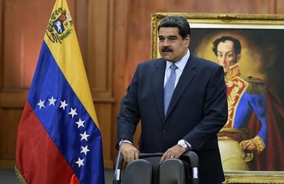 """Nicolás Maduro envía carta al pueblo de Estados Unidos  """"En Venezuela no queremos un conflicto armado en nuestra nación, no podemos aceptar amenazas bélicas"""", expresó el mandatario"""