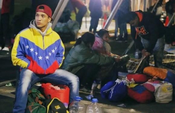 Venezolanos ya pueden solicitar la visa humanitaria para ingresar a Ecuador